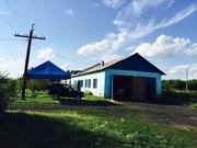Территория под бизнес (1800м2) г.Акколь 100 км от Астаны