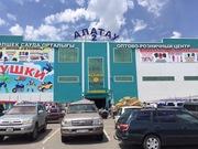 Продам бутик! Рынок Алатау 2 (барахолка)